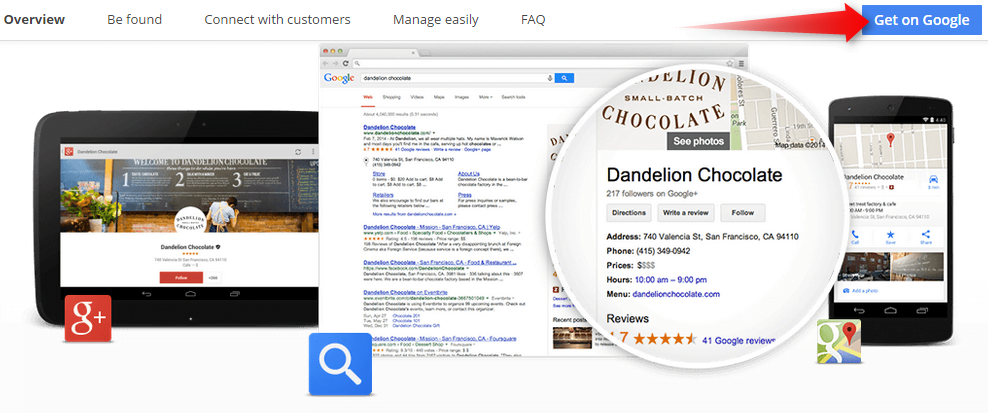 SEO Advice :How to Show Your Business Location on Google Results 3