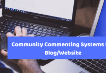 Commenting Systems