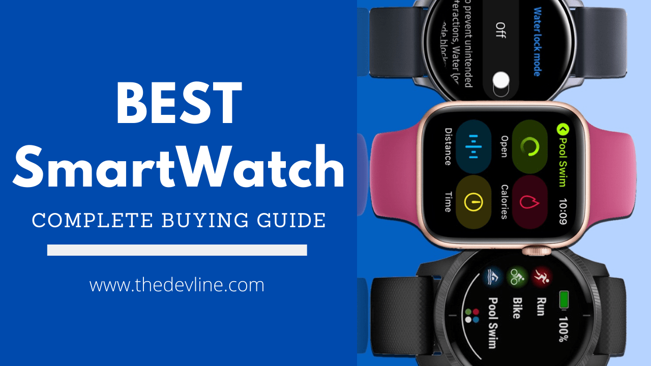 Best Smartwatch Under 50
