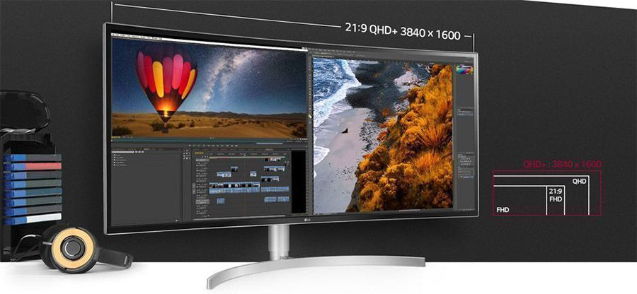 Top 10 Best Ultrawide Monitors for MacBook Pro (Review) 4