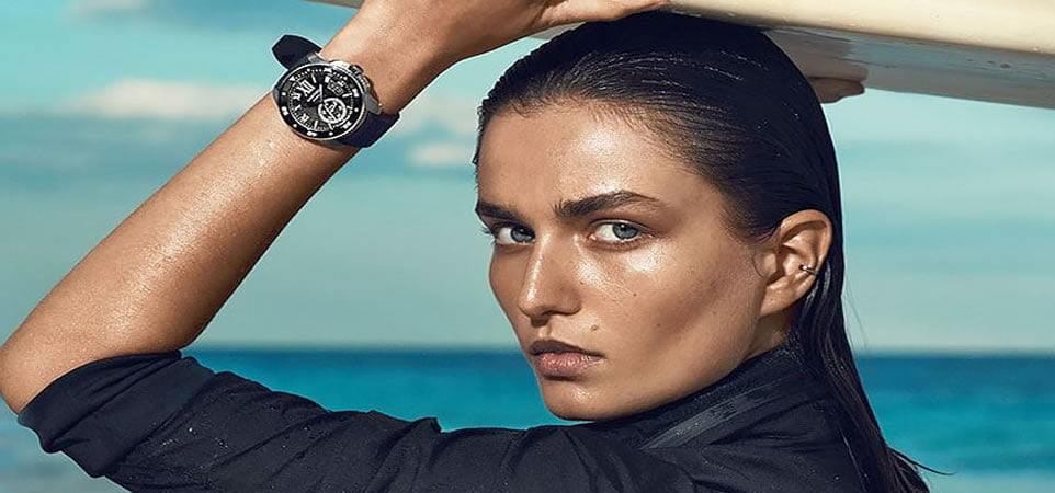 What are the features of a diving watch?