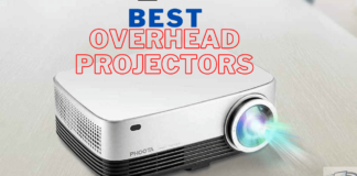 Best Overhead Projectors For Presentations