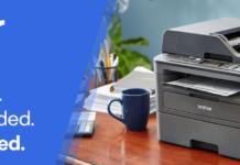 Brother DCPL2550DW Wireless Laser Printer reviews