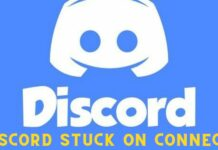 How to Fix Discord Stuck on Connecting