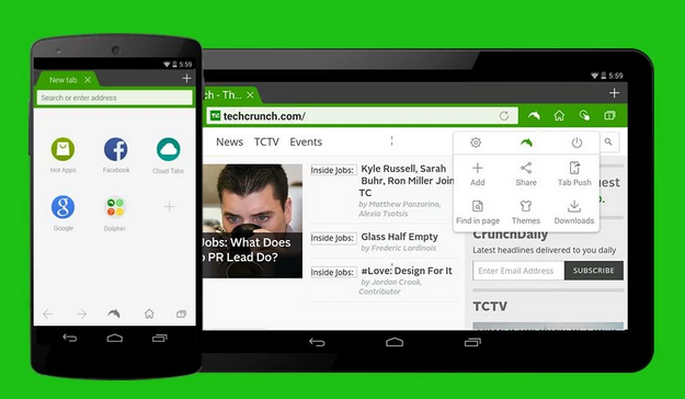 The Best Mobile Browser That Are Better Than The Default Browser - Tips 2