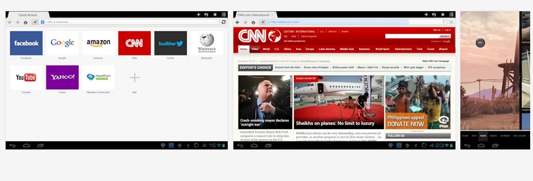 The Best Mobile Browser That Are Better Than The Default Browser - Tips 3