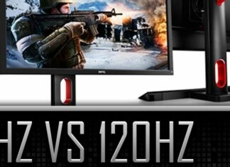 60hz or 120hz for Gaming: